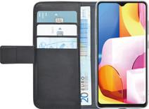 Azuri Wallet Samsung Galaxy A71 Book Case Zwart