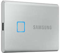 Samsung T7 Touch Portable SSD 1 To Argent