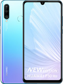 Huawei P30 Lite New Edition 256GB Wit/Paars