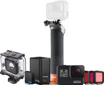 GoPro HERO 7 Black - Kit de plongée