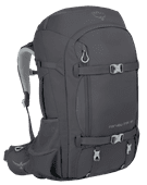 Osprey Fairview Trek 50L Charcoal Gray