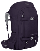 Osprey Fairview Trek 50L Amulet Purple