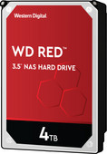 WD Red WD40EFAX 4 To