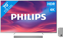 Philips The One (70PUS7304) - Ambilight + Barre de son