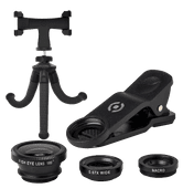 Celly Miniflex Clamp Remote Lens Kit