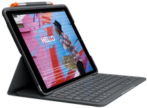 Logitech Slim Folio Étui Clavier Apple iPad (2019) AZERTY