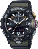 Casio G-Shock Mudmaster GG-B100-1A3ER Zwart/Groen