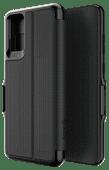 GEAR4 Oxford Eco Samsung Galaxy S20 Plus Book Case Zwart