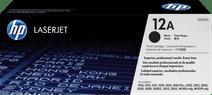 HP 12A LaserJet Toner Noir (Q2612A)