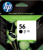 HP 56 Cartridge Black (HPC6656A)