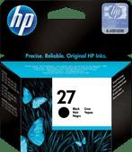 HP 27 Cartridge Zwart