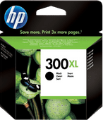 HP 300XL Cartridge Zwart