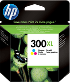 HP 300XL Cartouches Pack Combiné