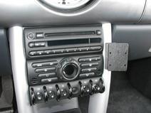 Brodit ProClip Mini Cooper 2001-2006 / Convertible 2001-2007 Haakse Bevestiging