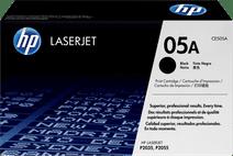 HP 05A LaserJet Toner Black (Noir) (CE505A)