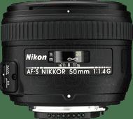 Nikon AF-S 50 mm f/1.4G