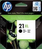 HP 21 XL Cartridge Zwart