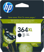 HP 364XL Cartridge Zwart