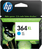 HP 364XL Cartridge Cyaan