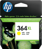 HP 364XL Cartridge Geel