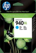 HP 940XL Cartridge Cyaan