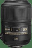 Nikon AF-S 85mm f/3.5G ED VR DX Micro