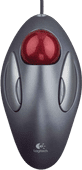 Logitech TrackMan Marble Muis