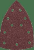 Metabo Schuurpapierset FMS K40, K80, K120, K180, K240 (10x)