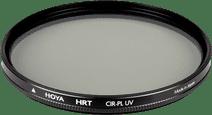 Hoya HRT Filtre de polarisation et Revêtement anti-UV 77 mm