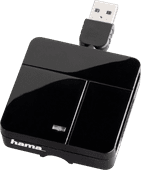 Hama Multi-Card Reader All-in-One Black