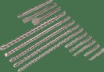 Dewalt Set de forets et burins SDS Plus 13 pièces