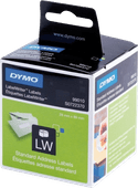 DYMO Address Tags White (28x89mm) 2 rolls