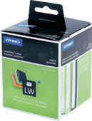 Dymo Ringmaplabels Wit (59 x 190 mm) 1 Rol