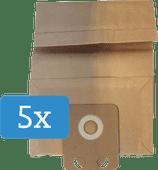 Scanpart Sacs d'aspirateur pour Nilfisk GD1000 / Family / Business (5 pièces)