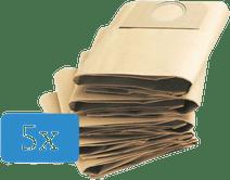 Karcher Stofzuigerzak voor WD 3 / MV 3 / SE 4001 (5 stuks)