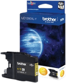 Brother LC-1280XLY XL Yellow (geel)