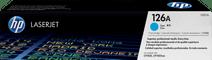 HP 126A Cyan LaserJet Toner (bleu) (CE311A)