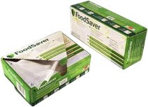 FoodSaver fresh food bags 28x36cm 32 pieces