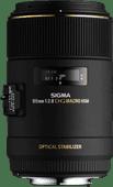 Sigma 105mm f/2.8 EX DG Macro OS HSM Canon