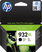 HP 932XL Officejet Ink Cartridge Black (CN053AE)