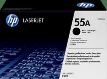 HP 55A LaserJet Toner Noir (CE255A)