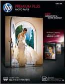 HP Premium Plus Glossy Fotopapier 20 vel (13 x 18) Printpapier
