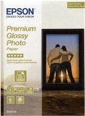 Epson Premium Papier photo brillant 30 feuilles (13 x 18)