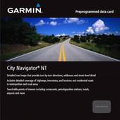 Garmin City Navigator NT Benelux + France (microSD / SD)