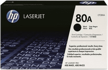 HP 80A Toner Cartridge Black