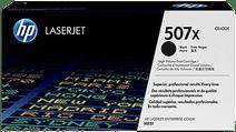 HP 507X LaserJet Toner Noir XL (CE400X)