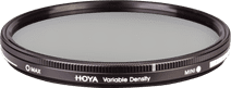 Hoya Variable ND filter 77mm
