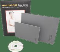 Falcon Eyes Chartes de gris 1x A5, 1x 10 x 15 + CD d'instruction
