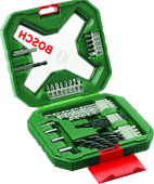 Bosch X-Line 34-piece accessory set