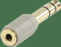 Bandridge Headphones Adapter 3.5mm to 6.3mm